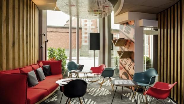 Cci mag 39 l h tel ibis namur centre fait peau neuve cci mag for Hotel design wallonie
