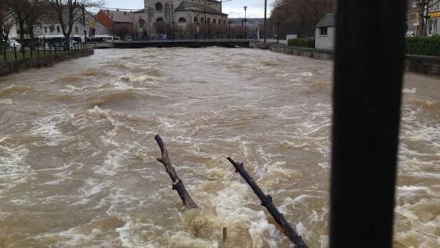 Cci mag 39 li ge une barri re anti inondation innovante for Barriere anti inondation belgique