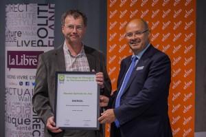 Prix belge de l Energie et de l Environnement Belgische Energie en Milieuprijs