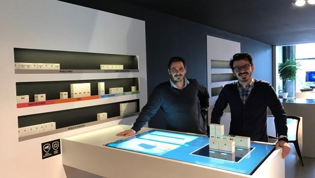 cci mag 39 be kitchen un logiciel 3d qui r invente la cuisine cci mag. Black Bedroom Furniture Sets. Home Design Ideas